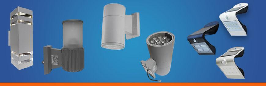 LAMPARAS LED DE PARED