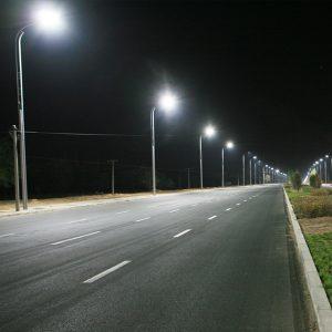 LAMPARA LED DE CALLE 120W-150W